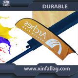Kundenspezifische Markierungsfahnen-Fahne/kundenspezifische Feder-Markierungsfahne