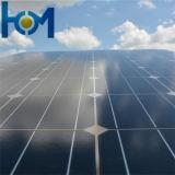 3.2mm ont modelé la glace solaire de fer inférieur pour le panneau solaire avec l'OIN, GV, SPF