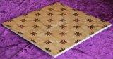 미국 Walnut 및 Oak Assembled Art Parquet Wood Floor