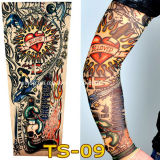 Elastische Nylon Kokers Bodytattoo (PM059)