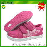 Hot Selling Material Stretch Outsole Kid Shoes sans dentelle