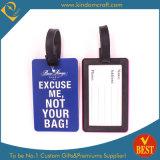 Pvc Luggage Tags van de manier voor Promotional Gifts (jn-T01)