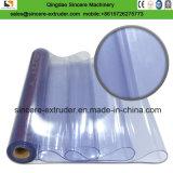 Linha de produção flexível da folha do PVC/do couro decoração da placa