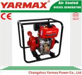Pompe à eau refroidie à l'air approuvée de moteur diesel de la CE de Yarmax ISO9001