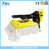 T-shirt à haute pression 15'x15 'jaune de mode Machine de presse à transfert de chaleur