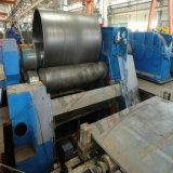 Série W11/12 3/4 de máquina de rolamento hidráulica do rolo para a dobra do metal