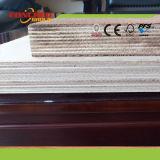 """4 """" X8 """" C/C C/D D/E 급료 광택 있는 UV 박달나무 합판"""