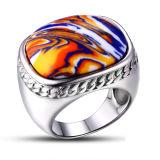 2015 Form-kundenspezifischer Edelstahl-Schmucksache-Ring