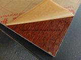 Madera contrachapada de papel del recubrimiento del poliester para el uso de los muebles