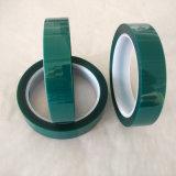 Cinta adhesiva verde (viscosidad inferior)