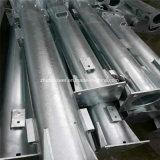 torretta del tubo d'acciaio di galvanizzazione 35kv
