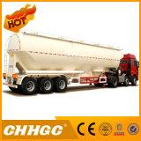 Remorque chaude de camion-citerne de la colle en vrac de faible densité de vente