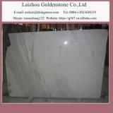 安いVolakasの白い大理石の石によって特定のサイズにカットされるタイル