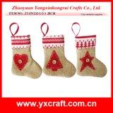 Украшения рождественской елки украшения рождества (ZY14Y365-1-2-3) установили