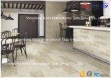 600X600 de cerámica de materiales de construcción de la absorción de color gris claro a menos de 0,5% Baldosa (GT60512E) con la norma ISO9001 e ISO14000