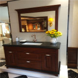 Шкаф ванной комнаты европейской конструкции выполненный на заказ