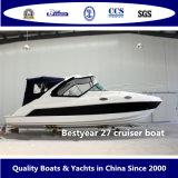 Bestyear 27の巡洋艦のボート