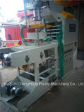 Máquina que sopla de la película plástica para el bolso de la tensión de los PP (polipropileno)