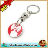 Metallo Keychain/moneta Keychain/Keychain riempito inchiostro (TH-06030)
