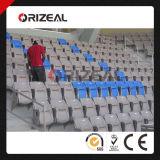 ملعب مدرّج كرسي تثبيت, كرسي تثبيت بلاستيكيّة لأنّ بايسبول حلبة