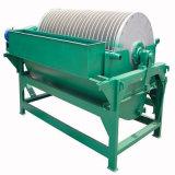 Separador de tambor magnético húmedo permanente utilice el método húmedo