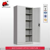 Использования в домашних условиях серый цвет металлические двери с помощью поворотного механизма 3 точки блокировки подачи хранения Стеллажи палетные