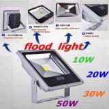 IP65 30W indicatore luminoso di inondazione esterno della PANNOCCHIA LED CE/RoHS