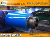 A superfície Prepainted a bobina de aço galvanizada