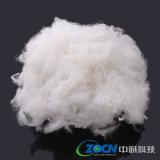 1.1D Down-Like/ de fibres discontinues de polyester (non-silicium)