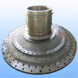 Parti del coperchio del laminatoio di sfera, coperchio di estremità del laminatoio, coperchio di estremità dell'acciaio di pezzo fuso