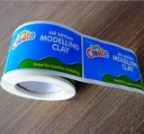 Étiquette adhésive en papier thermique