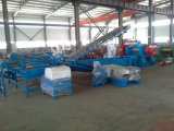 Gummireifen-Stahldraht-Trennzeichen, Stahldraht-Remover-Maschine, Gummireifen-Raupe-Draht-Trennzeichen