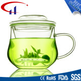 Hohes Borosilicat-Glas-Tee-Großhandelscup (CHT8596)