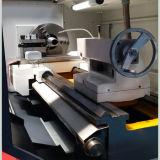 Fanuc 통제 시스템 편평한 침대 CNC 선반 (CKNC6150)
