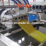La junta de goma de extrusión el agua deje de tira de material de construcción resistente al agua