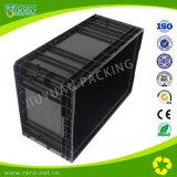 플라스틱 회전율 상자, 창고 저장 및 이동하는 상자