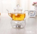 Высокий бак чая боросиликатного стекла