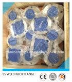 Brides modifiées de collet de soudure/soudure d'acier inoxydable (WN)