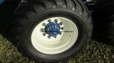 농장 방안을%s 강철 바퀴 및 결합 수확기 및 트랙터