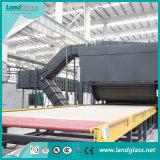 Luoyang Landglass Plana e dobrados série de máquinas de vidro temperado