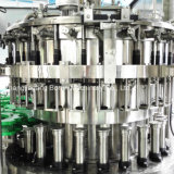 Chaîne de production en verre de machine et de bière de remplissage de bouteilles