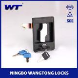 Rangement compact avec clé principale de la fonction de verrouillage