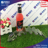 Porte-bouteilles acrylique de vin de vente chaude