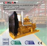 200kw generador de gas natural en el desarrollo del campo petrolero de exportación a Rusia / Kazajstán