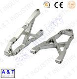 CNC Aangepaste Vervangstukken van de Machine van het Malen van het Roestvrije Staal van de Legering van het Aluminium