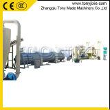 Les copeaux de bois de la biomasse de décisions sécheur d'Air Rotatif (THD20-12)