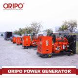generatore elettrico alimentato a gas silenzioso di 110kVA/84kw Oripo con il rimontaggio dell'alternatore