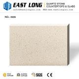 Dalles de pierre de quartz d'ingénierie pour les comptoirs de vente en gros/Vanity Tops/Panneaux muraux