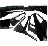 Binnenhuisarchitectuur van de Auto van de Vezel van de Koolstof van Carlike de Zwarte 3D