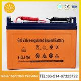 Batterie 250ah solaire imperméable à l'eau des meilleurs prix d'énergie d'économie